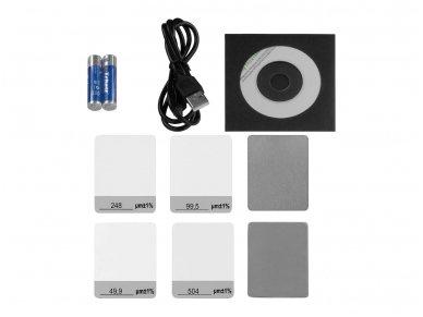 Steinberg Dažų storio matuoklis - 500 μm - mini USB 5