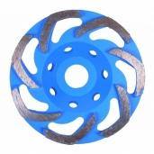 Deimantinės šlifavimo lėkštės