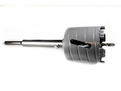 Deimantinė karūna rozetėms 82mm M16 su Turbo segmentu 4