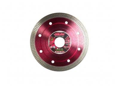 Deimantinis diskas 125mm DELOG DHC-125-P