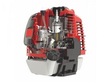 DEMON RQ508 PRO Benzininis trimeris 5