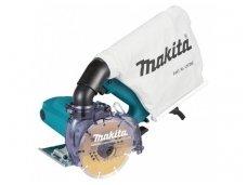 Diskinis pjūklas sausam pjovimui Makita 4100KBJ, iki 40mm