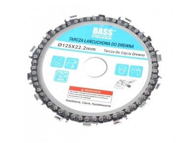 Diskas medienai 125mm x 22mm 2