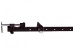Bessey TB serijos durų spaustuvai su T-formos profiliu iki 2,5m ilgio