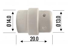 Dujinis difuzorius TW-24, plastikas, baltas