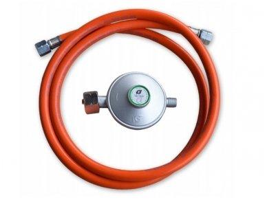 Dujinis šildytuvas NG1-15, 15 kW 4