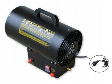 Dujinis šildytuvas NG1-15, 15 kW 2