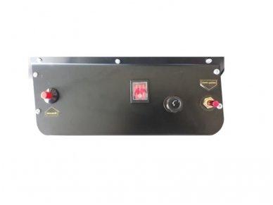 Dujinis šildytuvas NG1-30, 30kW 3