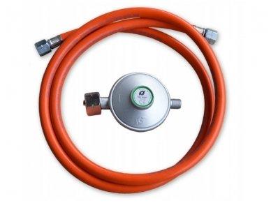 Dujinis šildytuvas NG1-30, 30kW 4