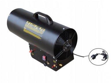 Dujinis šildytuvas NG1-50, 50kW 2