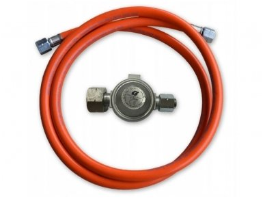 Dujinis šildytuvas NG1-50, 50kW 3
