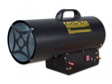 Dujinis šildytuvas NG1-50, 50kW