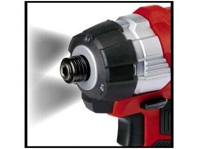 EINHELL TE-CI 18 Li BL Solo Akumuliatorinis smūginis suktuvas, 18 V, 180 Nm, be akumuliatoriaus 5