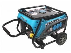 Elektros generatorius AVR 3000W/3500W, rėmas su ratais