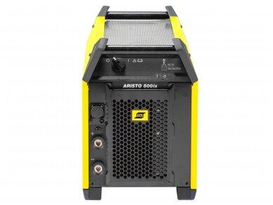 ESAB Aristo 500ix suvirinimo pusautomatis su Robust Feed Pulse 5