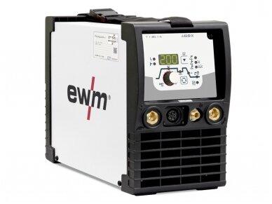EWM suvirinimo aparatas TIG Picotig 200 MV puls TG,  200A, 115/230V