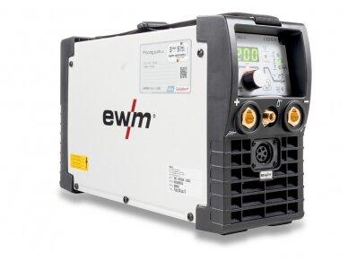 EWM suvirinimo aparatas TIG Picotig 200 puls TG, 200A, 230V