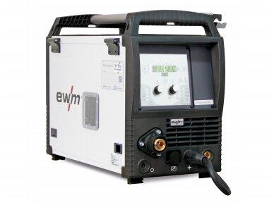 EWM suvirinimo pusautomatis Picomig 185 puls TKG, 180A, 230V