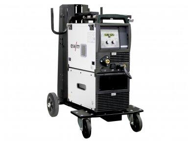 EWM suvirinimo pusautomatis Picomig 355 puls TKM, 350A, 400V 3