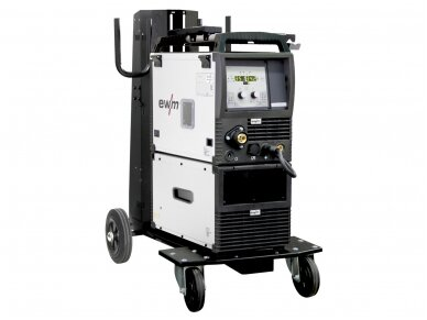 EWM suvirinimo pusautomatis Picomig 355 Synergic TKM, 350A, 400V 2