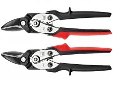 Bessey figūrinės žirklės, bendras ilgis 260mm, ašmenų ilgis 40mm