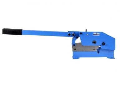 Giljotina lakštiniam metalui ir strypams, peilio ilgis 200 mm 3