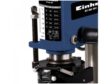 Gręžimo staklės Einhell BT-BD 401, 13mm, 350W 3
