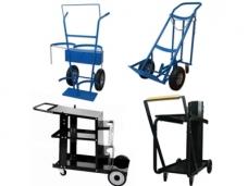 Vežimėliai suvirinimo aparatams