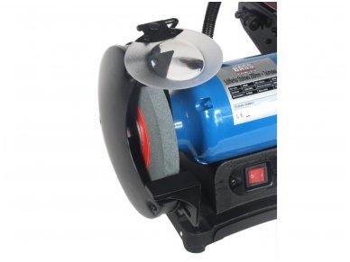 Juostinės šlifavimo staklės  300W 200mm 3