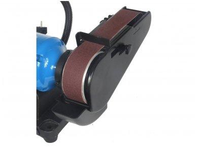 Juostinės šlifavimo staklės  300W 200mm 4
