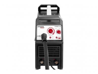Kombinuotas suvirinimo aparatas S-MIGMA 155, 155 A, 230 V 3