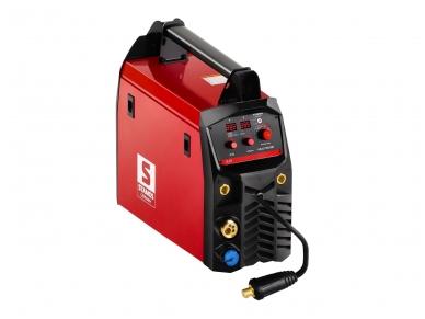 Kombinuotas suvirinimo aparatas S-MULTI 195 IGBT, 195A, 230V, 0,5-10 mm 2