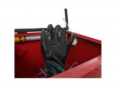 Kraftdele KD10334 smėliavimo kabina 80L 4