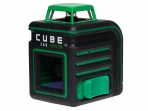ADA CUBE 360 GREEN Lazerinis nivelyras ULTIMATE EDITION