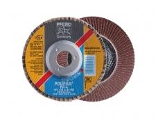 Lapelinis šlifavimo diskas PFC 125A PFERD