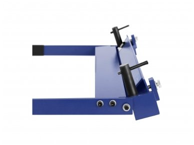 Lakštinio metalo lenkimo staklės MSW-MF-630, 630 mm 3
