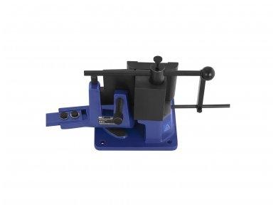 Lakštinio metalo lenkimo staklės MSW-UB100, 100 mm, 120° 4