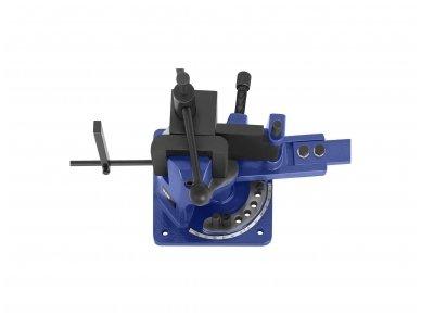 Lakštinio metalo lenkimo staklės MSW-UB70, 70 mm, 120° 4