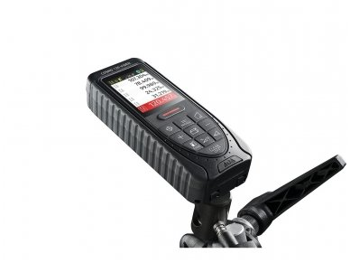 ADA Cosmo 120 Video Lazerinis atstumo matuoklis su skaitmeniniu vizyru, matavimo diapazonas iki 120 m 2