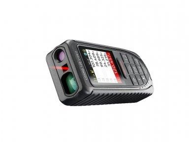 ADA Cosmo 120 Video Lazerinis atstumo matuoklis su skaitmeniniu vizyru, matavimo diapazonas iki 120 m 4