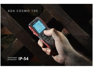 ADA COSMO 100 Lazerinis atstumų matuoklis, matavimo diapazonas iki 100 m 2