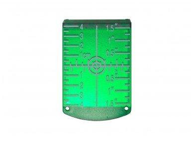 ADA 3D LINER 2V GREEN Lazerinis nivelyras 10
