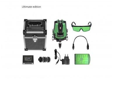 ADA 3D LINER 4V GREEN Lazerinis nivelyras 7