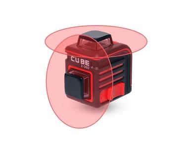 ADA Cube 2-360 Lazerinis nivelyras 4
