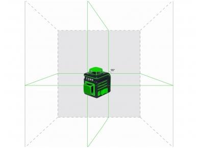 Lazerinis nivelyras ADA CUBE 2-360 Green ULTIMATE EDITION 2