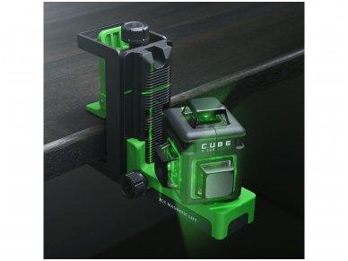 ADA CUBE 3-360 GREEN Lazerinis nivelyras Ultimate Edition 12