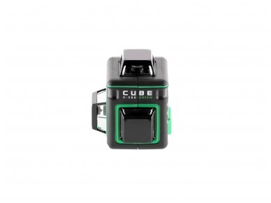 Lazerinis nivelyras ADA CUBE 3-360 GREEN Ultimate Edition 5