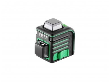 ADA CUBE 3-360 GREEN Lazerinis nivelyras Ultimate Edition 6