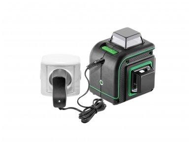 Lazerinis nivelyras ADA CUBE 3-360 GREEN Ultimate Edition 8