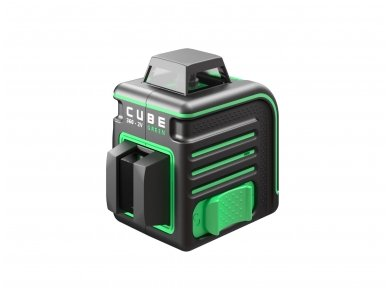 ADA CUBE 360 2V GREEN Lazerinis nivelyras Professional Edition 4